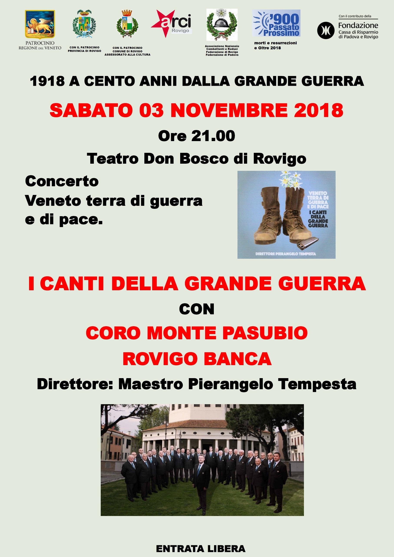 Veneto, terra di guerra e di pace