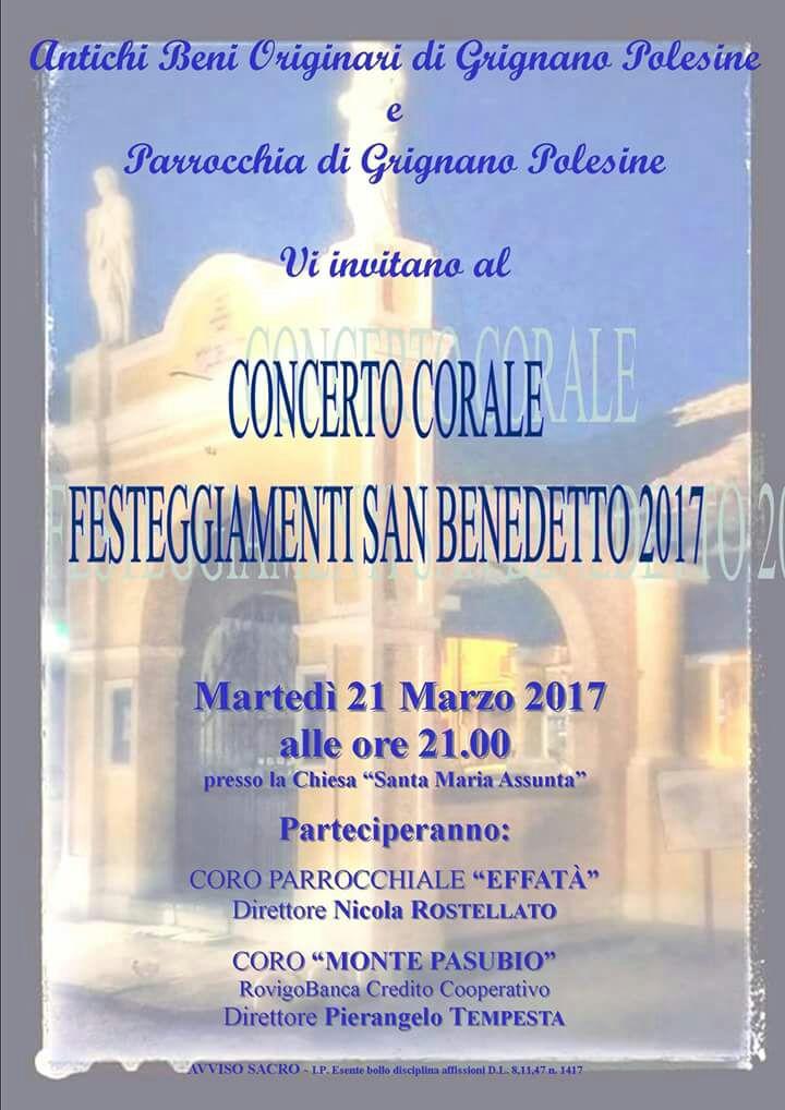 Festa San Benedetto 2017
