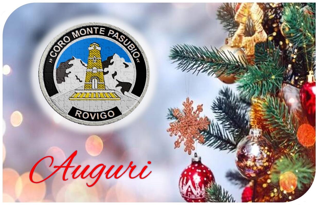 Buon Natale e Buon Anno Nuovo