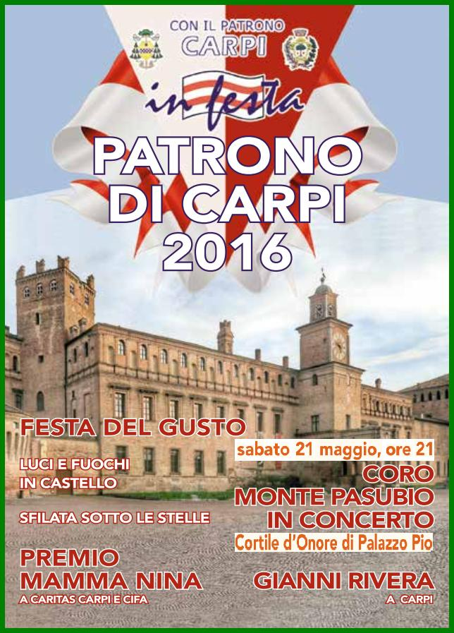 Concerto a Carpi di Modena