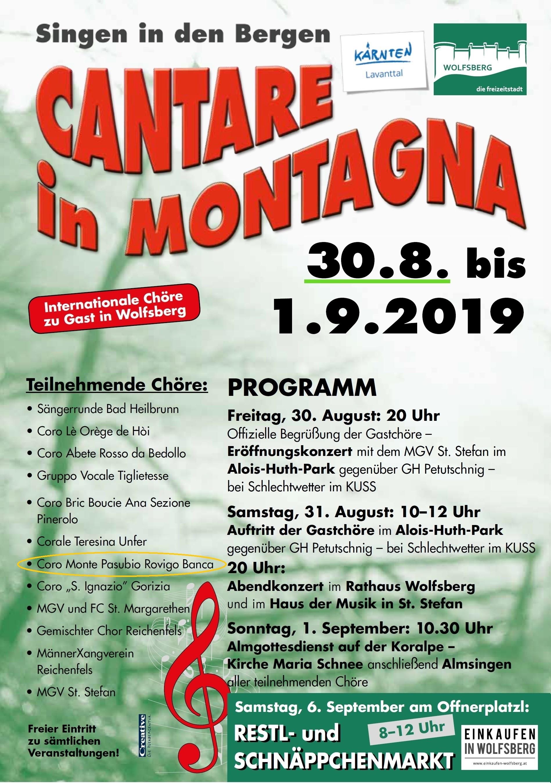 Festival in Carinzia