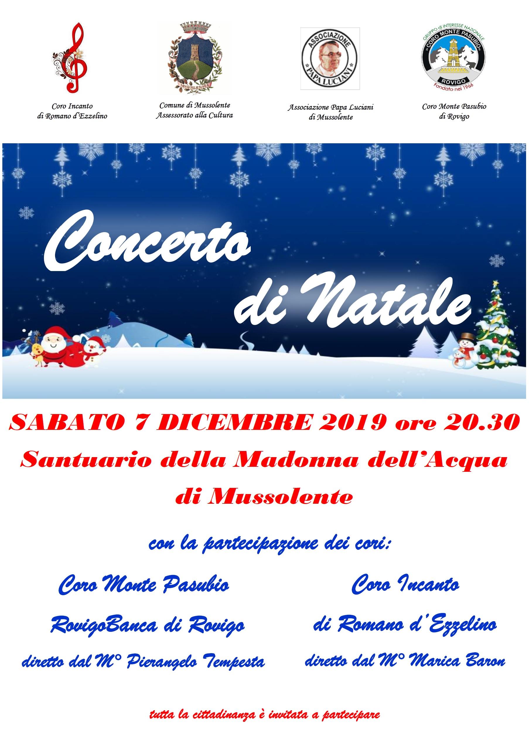 Natale a Mussolente